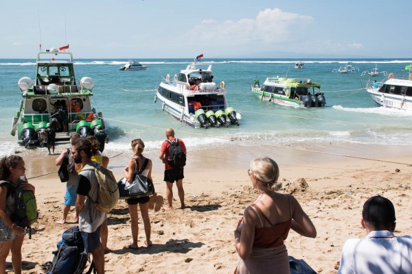 Bali to Nusa Penida by Fast Ferry